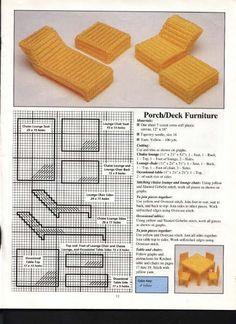 Buidling Block Dollhouse 12