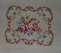 Gallery.ru / Фото #183 - СОЗЕРЦАЕМ КРАСОТУ-140 - GAVRUCHA Cross Stitch, Crochet, Home Decor, Den, Cooking, Embroidered Cushions, Farmhouse Rugs, Needlepoint, Crochet Ornaments