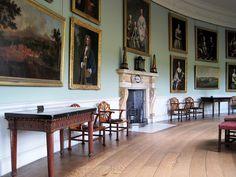 Family Corridor Kedleston Hall NT | Kedleston Hall National Trust - Hall and…