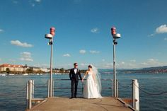 Hochzeit in Zürich - Zürcher See - Rigiblick - Hochzeitsvideo - Hochzeitsfilm - Alper Tunc Films