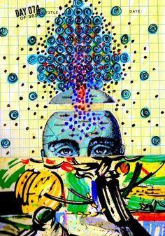 Bilateral Stimulation for Trauma Recovery© 2015 Visual Journal Entry, Cathy Malchiodi