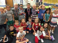 Olympic Spirit Day at Blackberry Creek Elementary