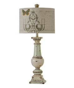 Look what I found on #zulily! Savannah Table Lamp #zulilyfinds