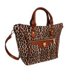 Brown Leopard Satchel Handbag and Wallet Set Leopard Handbag, Leather Satchel Handbags, Brown Leopard, New Shop, Vegan Leather, Louis Vuitton Damier, Shoulder Strap, Fashion Jewelry, Wallet