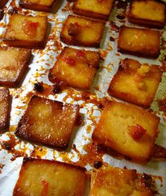 Sweet and Sour Honey Lemon tofu - Healthy Recipes: 10 Flavor-Packed Tofu Recipes - Shape Magazine - Page 6