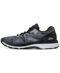 huge selection of 08b63 48575 Asics Men s GEL-Nimbus 20 Running Sneakers from Finish Line   Reviews -  Finish Line Athletic Shoes - Men - Macy s
