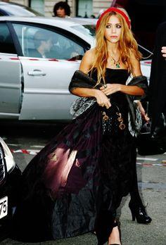 Mary-Kate Olsen - klúturinn
