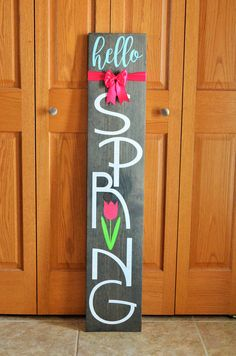 decorating spring front porches welcome sign for front door, tall reve. decorating spring front porches welcome sign for front door, tall reversible sign, spring summer front porch decorTrex Outdoor Furniture Yac. Front Door Signs, Porch Signs, Front Doors, Front Entry, Diy Signs, Wood Signs, Rustic Signs, Summer Front Porches, Summer Porch