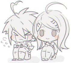 Kaede and Kiibo