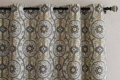 Pair rod curtains drapery 50 wide panels drapes by LivePlush