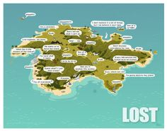 A Quotable Island/Lost