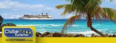 Formato 1200 x 444 pixels - IDEAL PARA ANÚNCIOS - CURTIDAS NA PÁGINA - Sugestão de texto: PROMOÇÃO de pacotes de viagens? Curta a Clube Turismo e receba as MELHORES OFERTAS!
