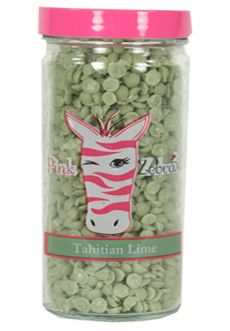 Pink Zebra Home  Tahitian Lime $8 www.pinkzebrahome.com/elizabethdukart 15% off in July 2012!