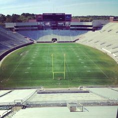 view of Doak Campbell.