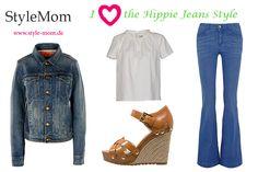 Jeans Look Bio-Baumwolle