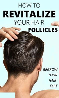 follically challenged? grow your hair naturally