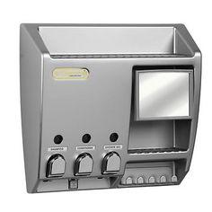 Ulti-Mate Dispenser 3 - Satin Nickel