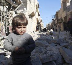 بمباران+حلب+توسط+جنگنده+های+روسیه+ورژیم+اسد