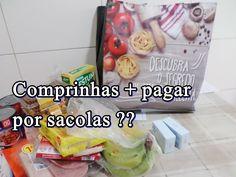 Comprinhas de Supermercado+ Pagar por sacolas?????