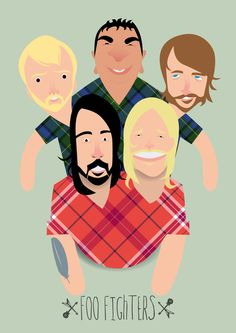 foo fighters. Awesome!