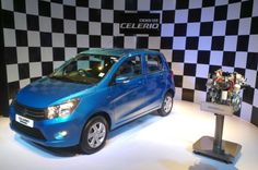 Celerio powered by Suzuki's all-new 793cc two-cylinder diesel; Maruti's first in-house developed diesel powertrain.