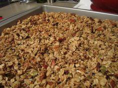 Low Cholesterol granola
