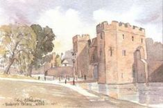 Bishop`s Palace, Wells