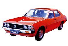Mitsubishi GALANT SIGMA '77