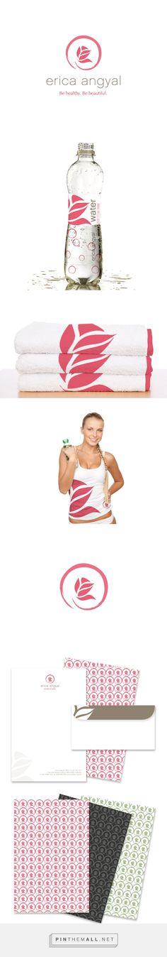Erica Angyal Branding on Behance | Fivestar Branding – Design and Branding Agency & Inspiration Gallery