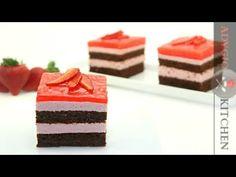 RETETE PRAJITURI - ADYGIO KITCHEN - YouTube Coca Cola Cake, Romanian Food, Food Cakes, Vanilla Cake, Cake Recipes, Cheesecake, Sweets, Kitchen, Desserts