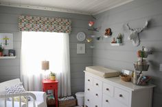 Life in Bridgetown: Baby E's Completed Nursery