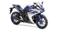 New Yamaha YZF-R25