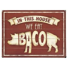 A Whimsical Addition To Your Kitchen, This Charming Paneled Wood Wall Decor  Showcases A Pig