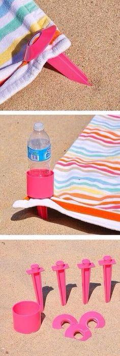 Beach Life Hack -