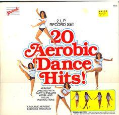 Various – 20 Aerobic Dance Hits!