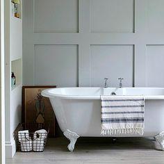 gray Bathroom Decor Cool and clever bathroom storage ideas Gray Bathroom Decor, Laundry In Bathroom, Grey Bathrooms, Bathroom Interior Design, Beautiful Bathrooms, Master Bathroom, Washroom, Home Design, Bidet Wc