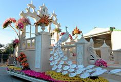 Downey's Rose Parade float gets a fairy-tale ending