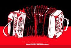 bandoneon by korosty