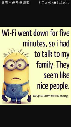 Everyone loves these minions. We have of the best minion quotes that are super funny. Humor Minion, Funny Minion Memes, Minions Quotes, Funny Jokes, Minion Sayings, Funny Sayings, Minion Stuff, Minions Minions, Evil Minions