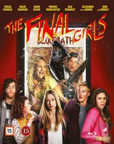 The Final Girls (Blu-ray) 7.95e