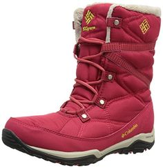 Columbia Women's Minx Fire Tall Lace OH Waterproof Boot ** See this great product.