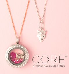 Our Core collection is absolutely beautiful! So pretty and dainty! www.daniellehetzel.origamiowl.com