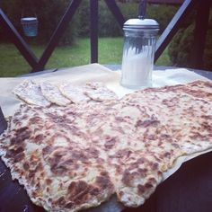Potetlefser! Cake Cookies, Pizza, Bread, Cheese, Baking, Av, Food, You're Welcome, Meal