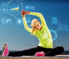 High-Tech Workouts: New Workouts and Gym That Use Technology | Shape Magazine