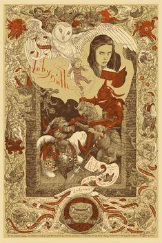 """""""Labyrinth"""" by Jeremy Bastian"""