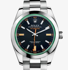 Rolex Milgauss antimagnetic watch