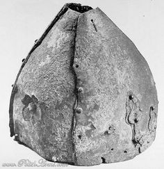 Helmet from Giecz, cent.