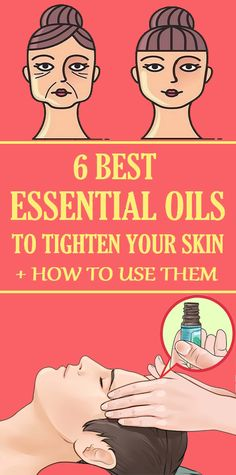 There are lots of anti-aging skin care products in the market. However, it is always safer to go natural with your skin care routine. If you're searching for natural anti-aging routines, then essential oils are your best bet. Best Essential Oils, Essential Oil Blends, Aloe Vera, Skin Tightening, New Skin, Tips Belleza, Natural Skin Care, Natural Beauty, Natural Women