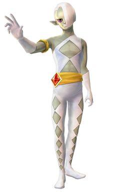 Ghirahim - The Legend of Zelda: Skyward Sword