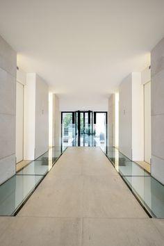 Deka Entrance, Cortembergh by Jacques Van Haren _